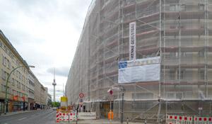 Rosenthaler Quartier 3. Bauabschnitt