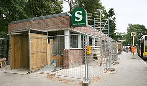 Bahnhof Berlin-Wannsee, Fußgängertunnel