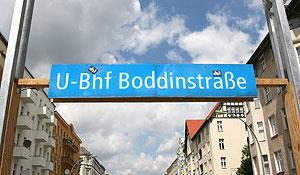 U-Bahnhof Boddinstraße