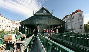 U-Bahnhof Eberswalder Straße