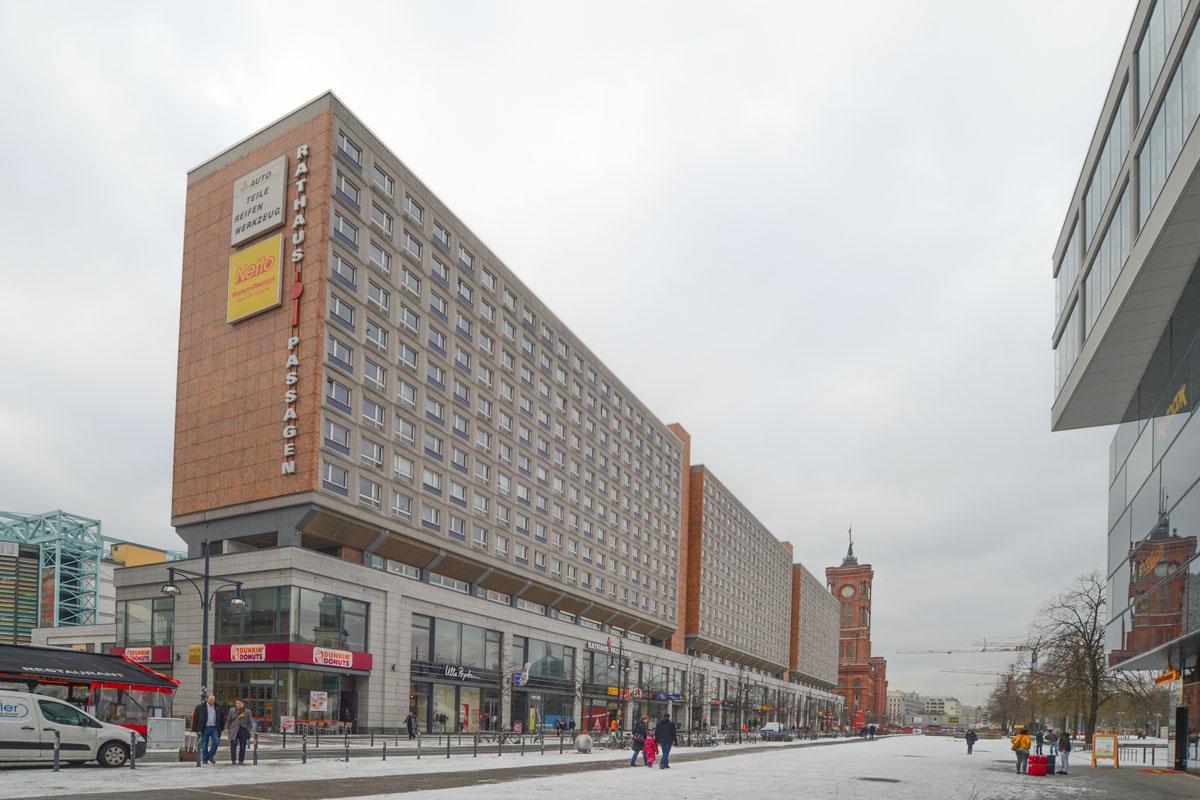 Rathauspassagen Berlin-Mitte