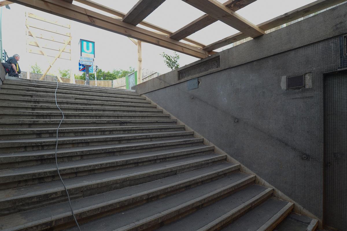 U9 U-Bahnhof Turmstraße