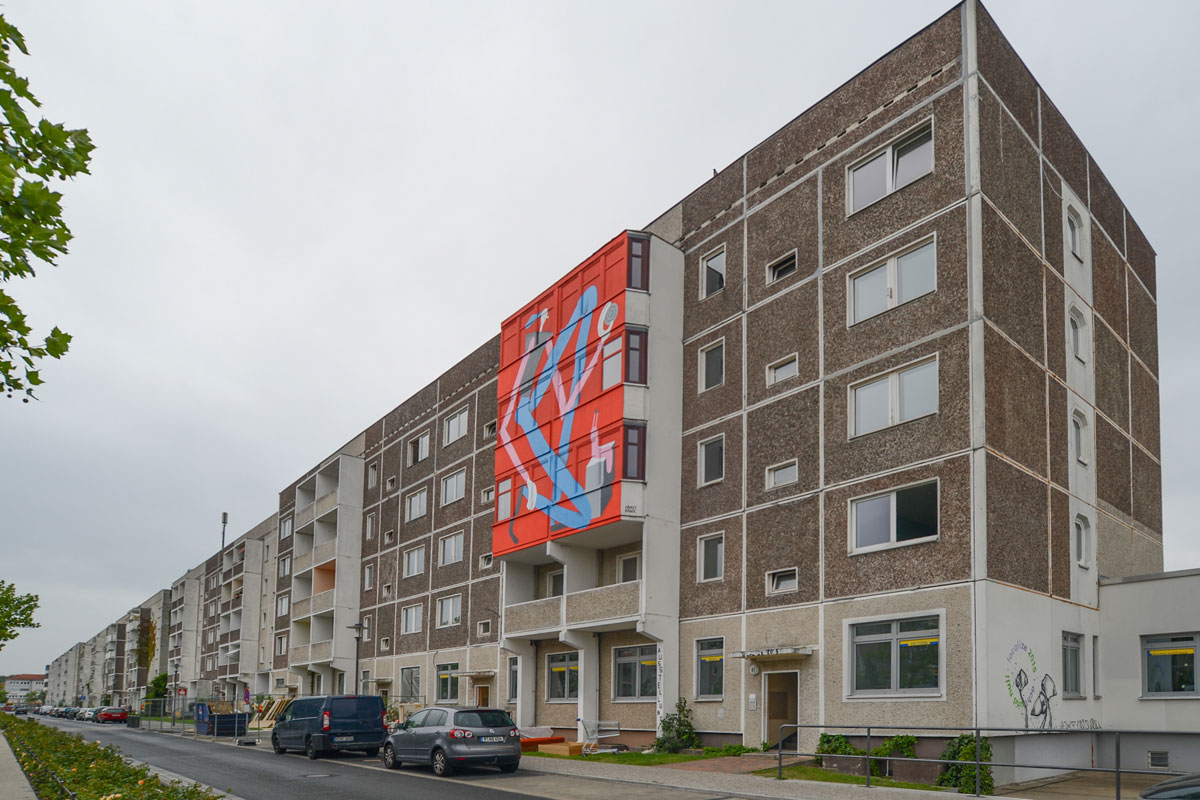 Konrad-Wolf-Allee Potsdam