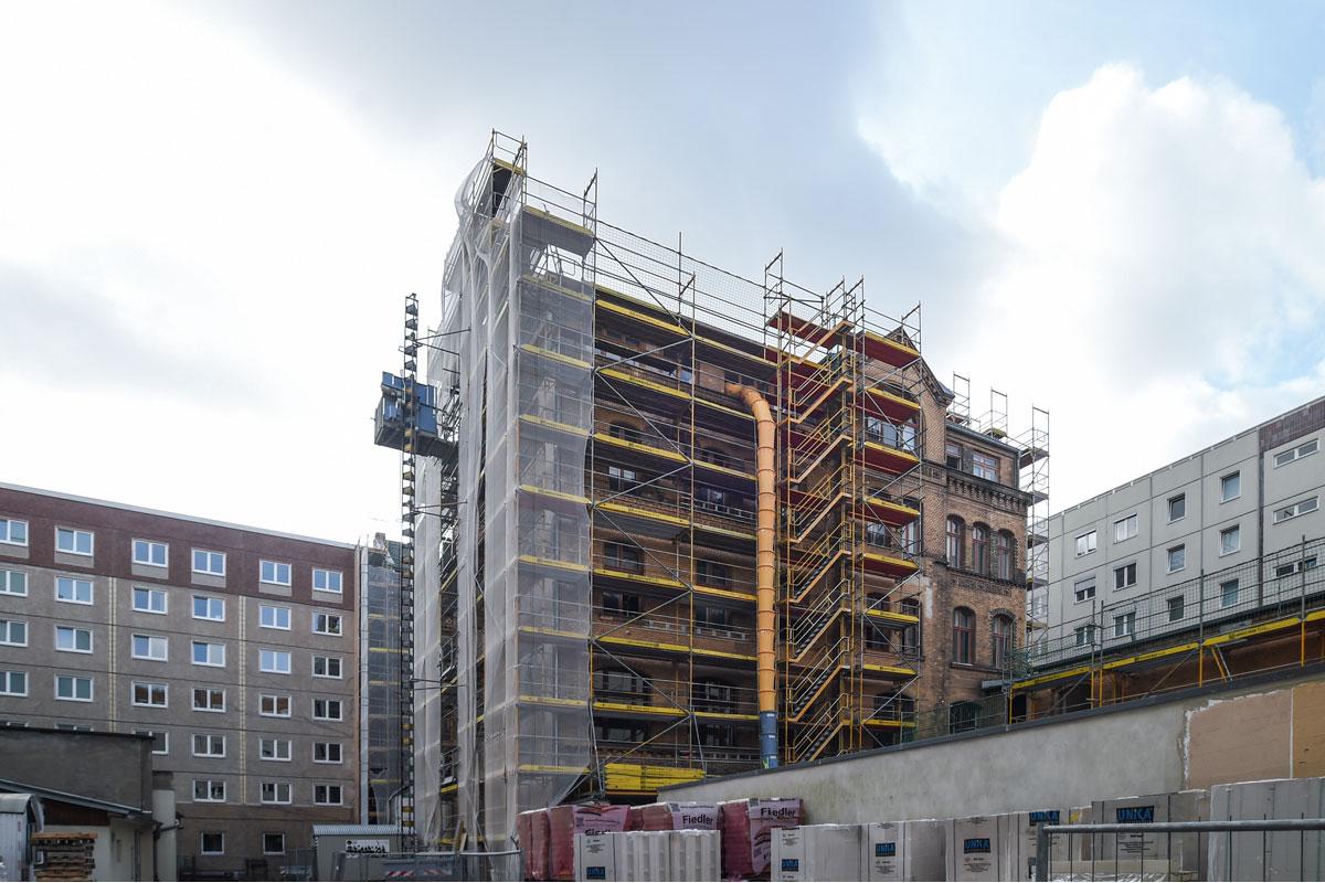 Wolfgang Bauer Ingenieurbau GmbH Projekt Deutscher Bundestag