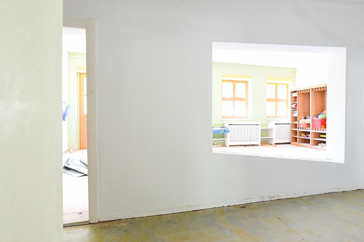 Wolfgang Bauer Ingenieurbau - Kita Wirbelwind