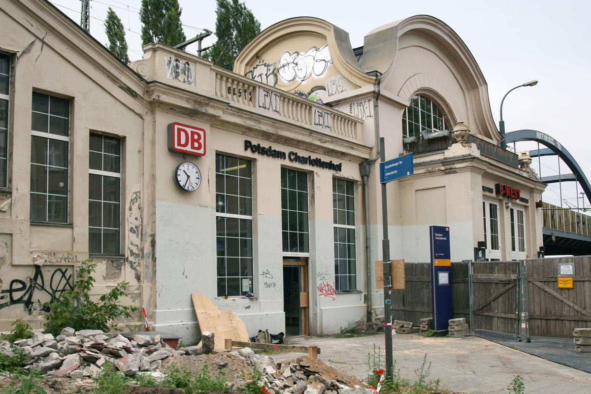 Bahnhof Potsdam-Charlottenhof