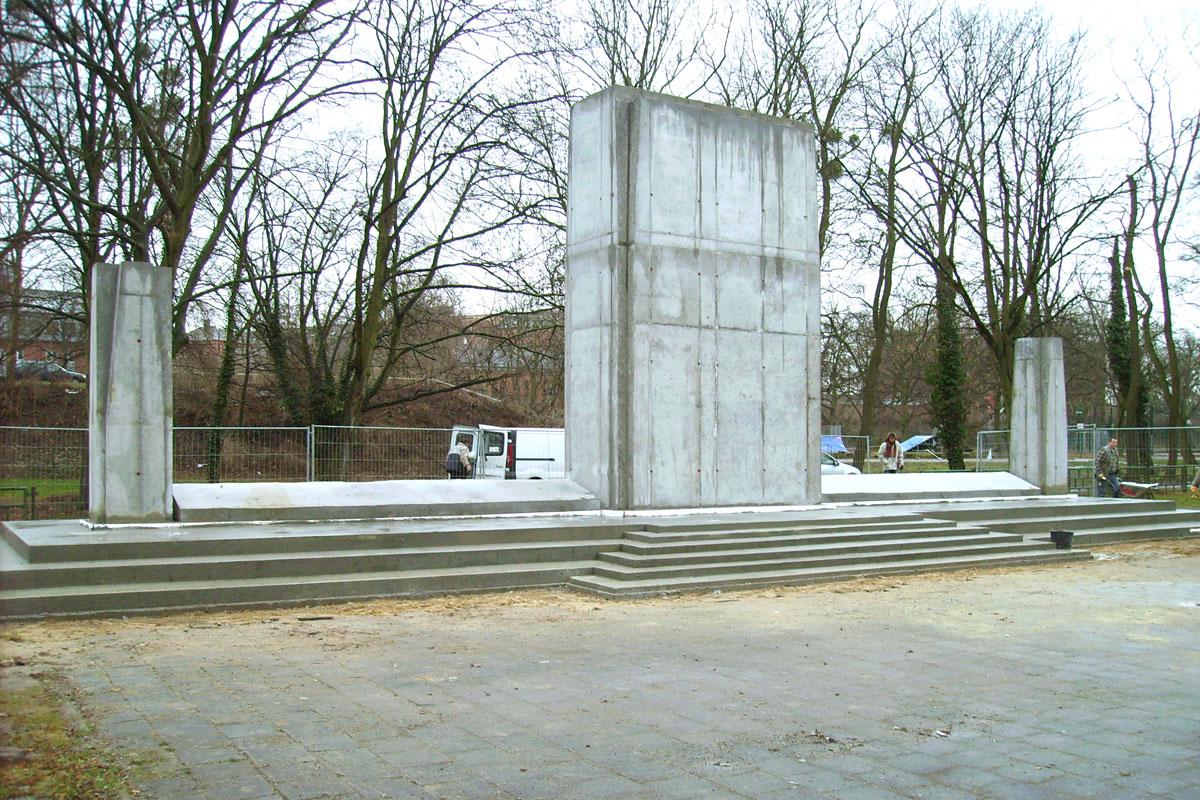 Ehrenmal im Stadtpark Prenzlau