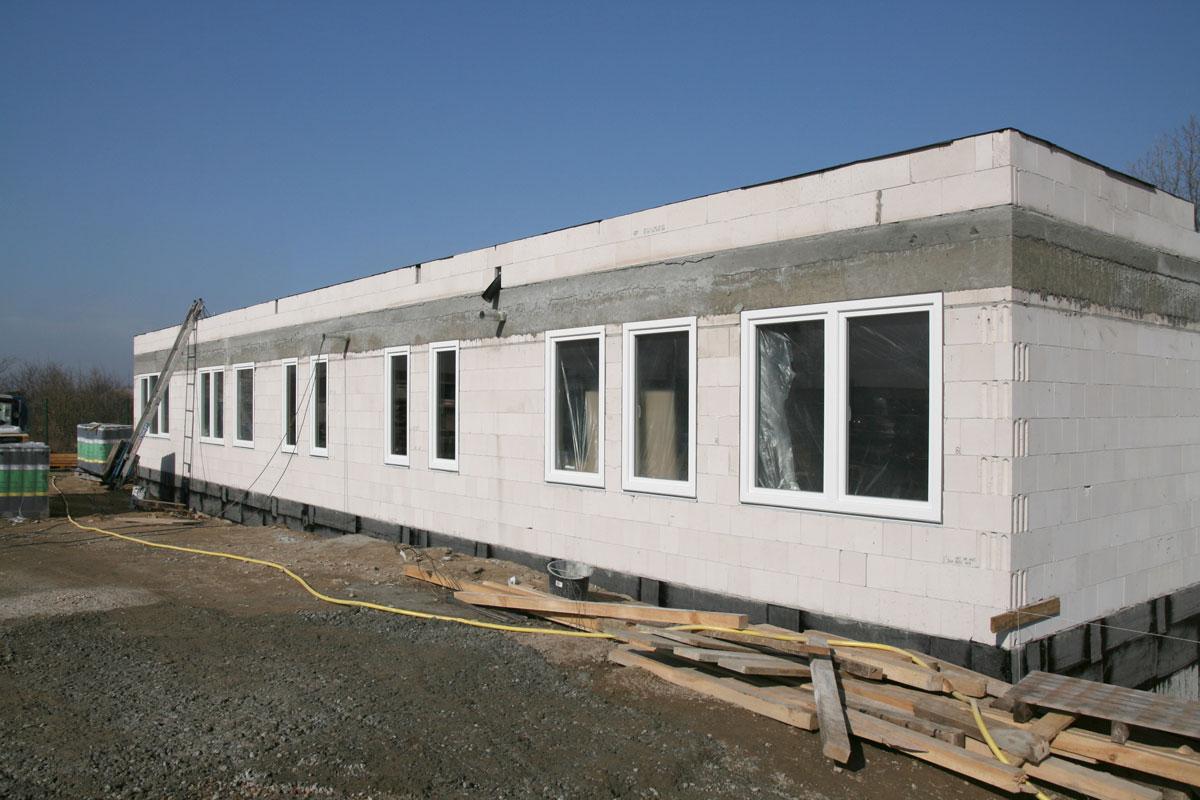 BER – Unterkunft für Asylbewerber