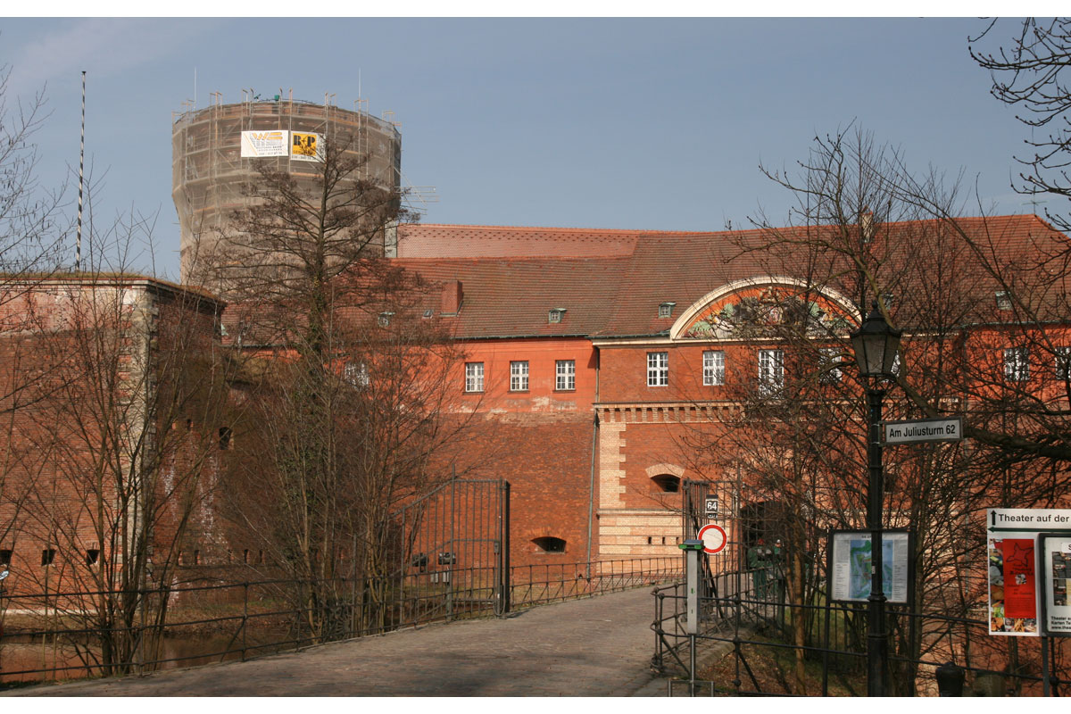 Zitadelle Spandau – Juliusturm