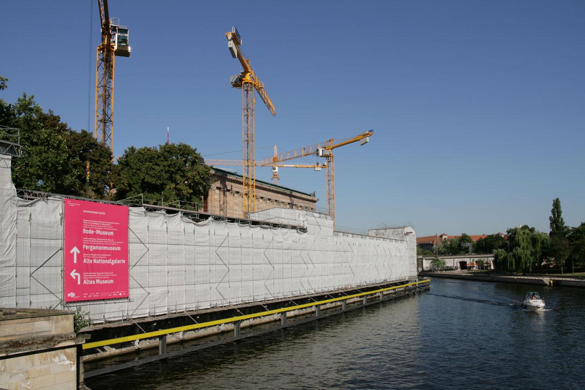 Museumsinsel – Kolonadenhof