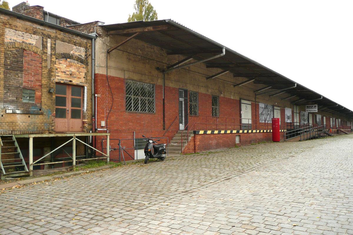 Anhalter Güterbahnhof – Möckernstraße