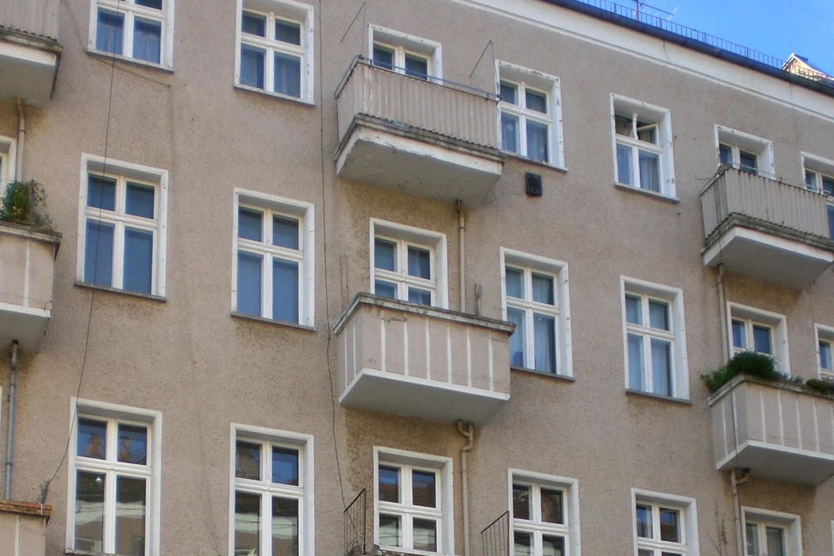 Wohnhaus Mühsamstraße 70
