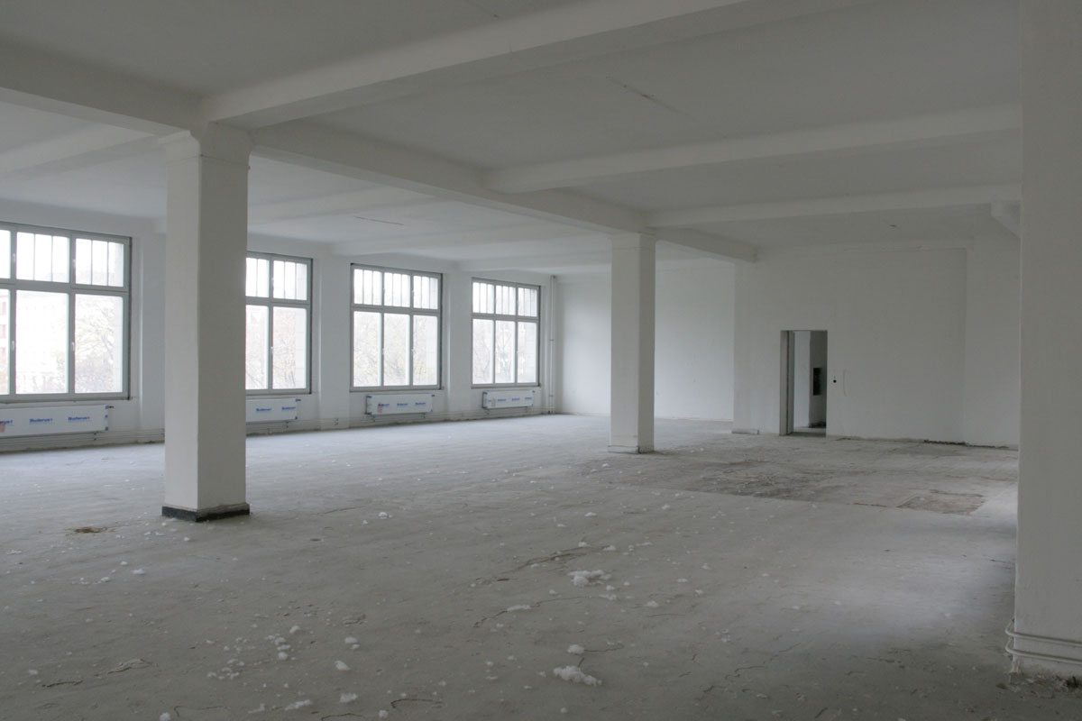 Büro- und Geschäftshaus am Oranienplatz
