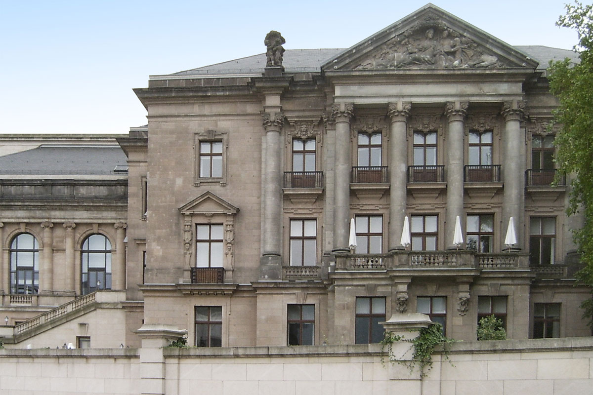 Ehemaliges Reichstagspräsidentenpalais