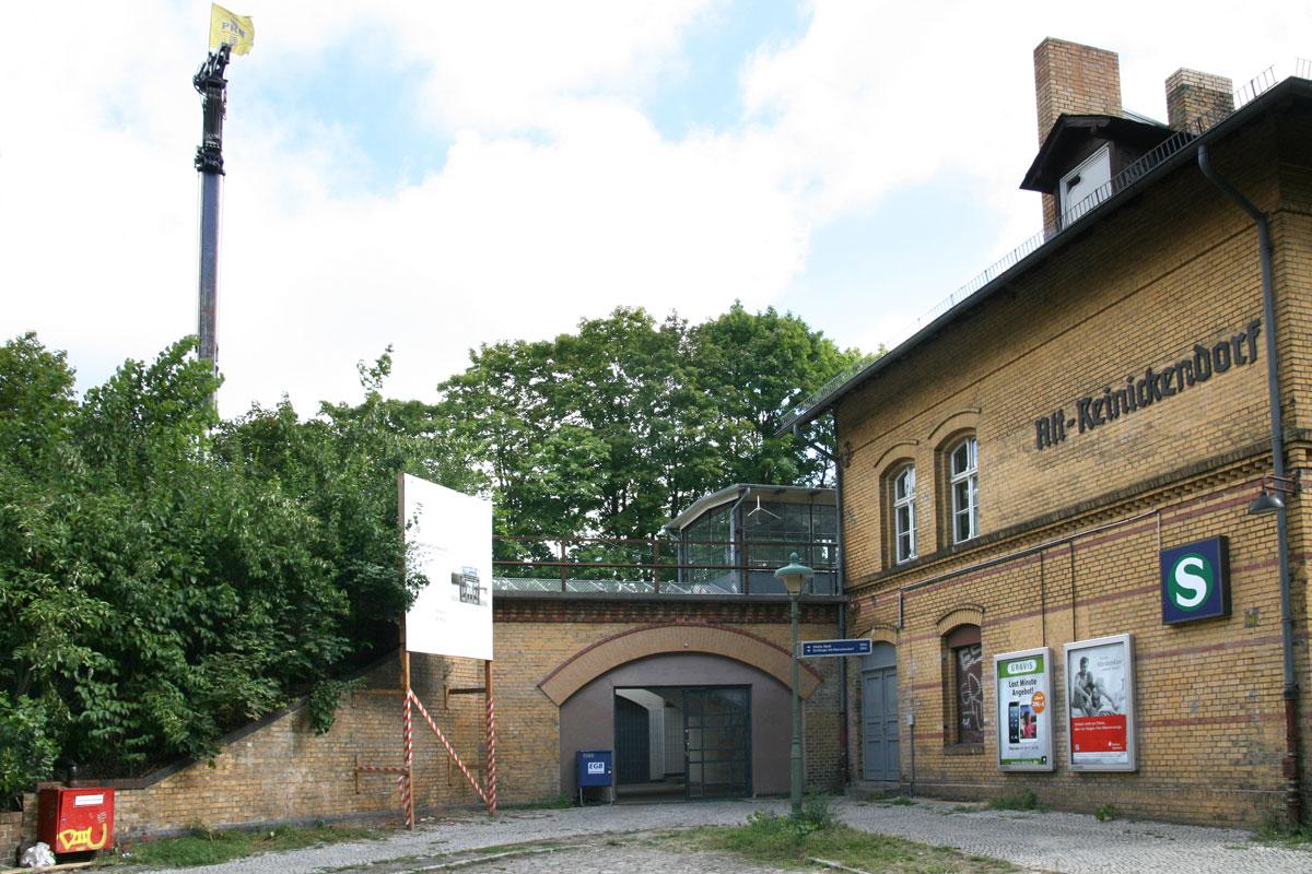 S-Bahnhof Alt-Reinickendorf
