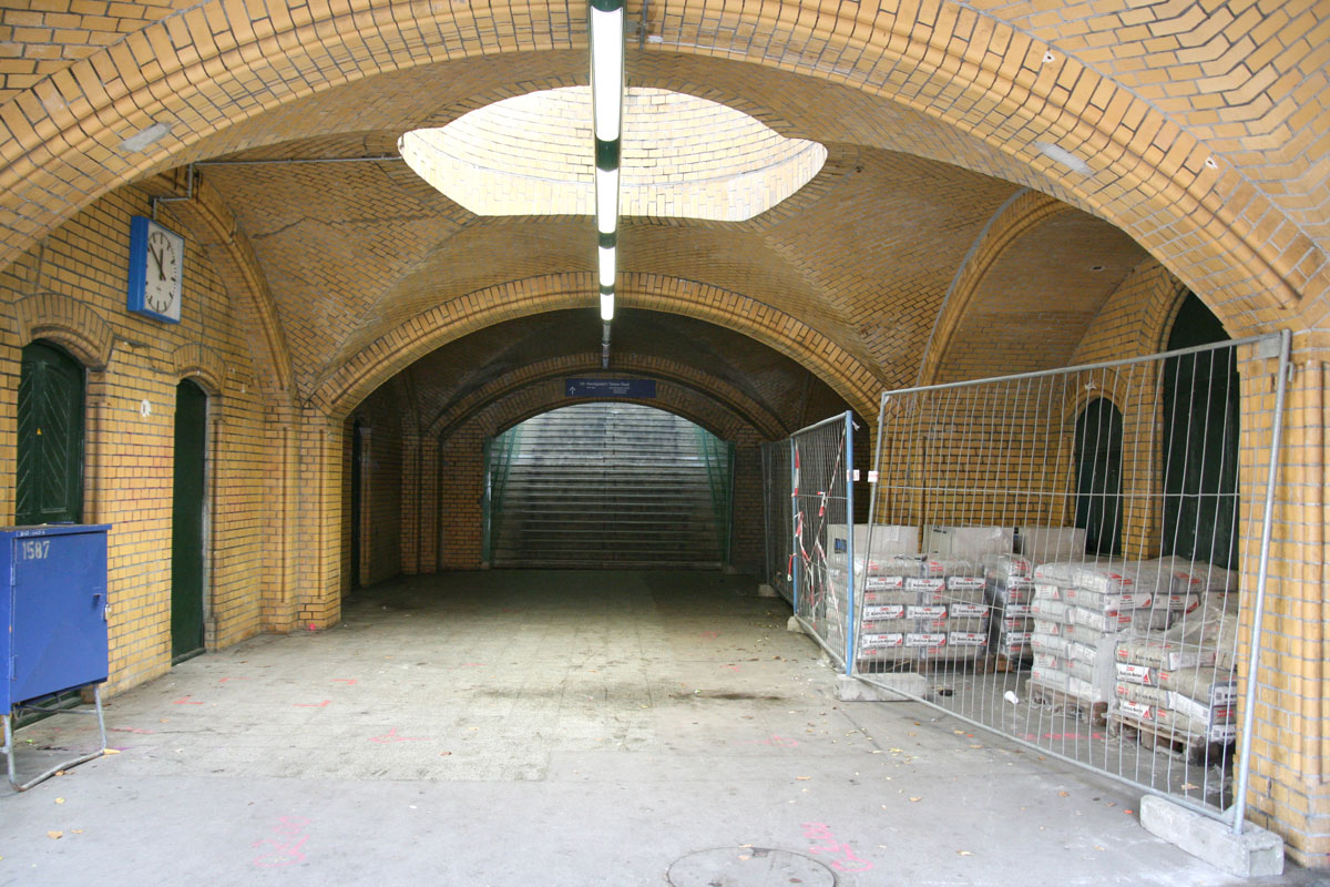 S-Bahnhof Eichborndamm