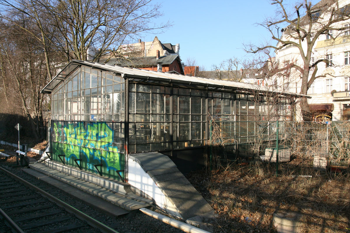 S-Bahnhof Friedenau