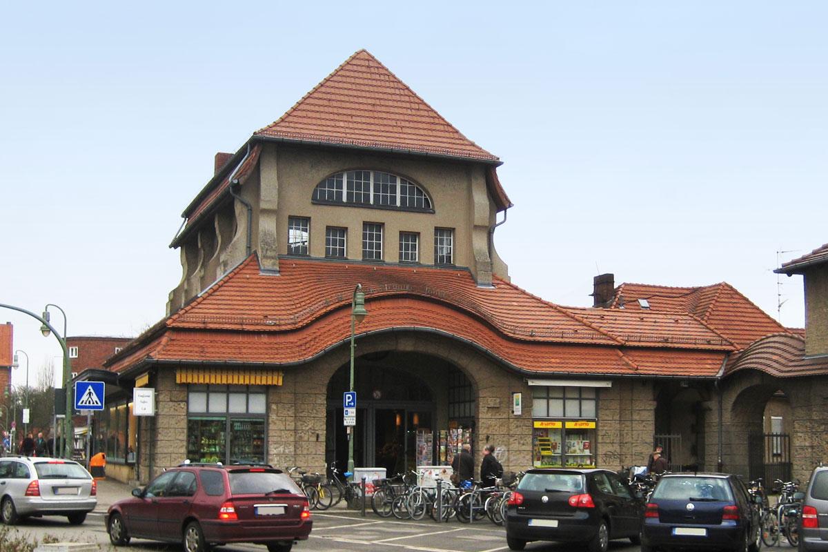 S-Bahnhof Frohnau