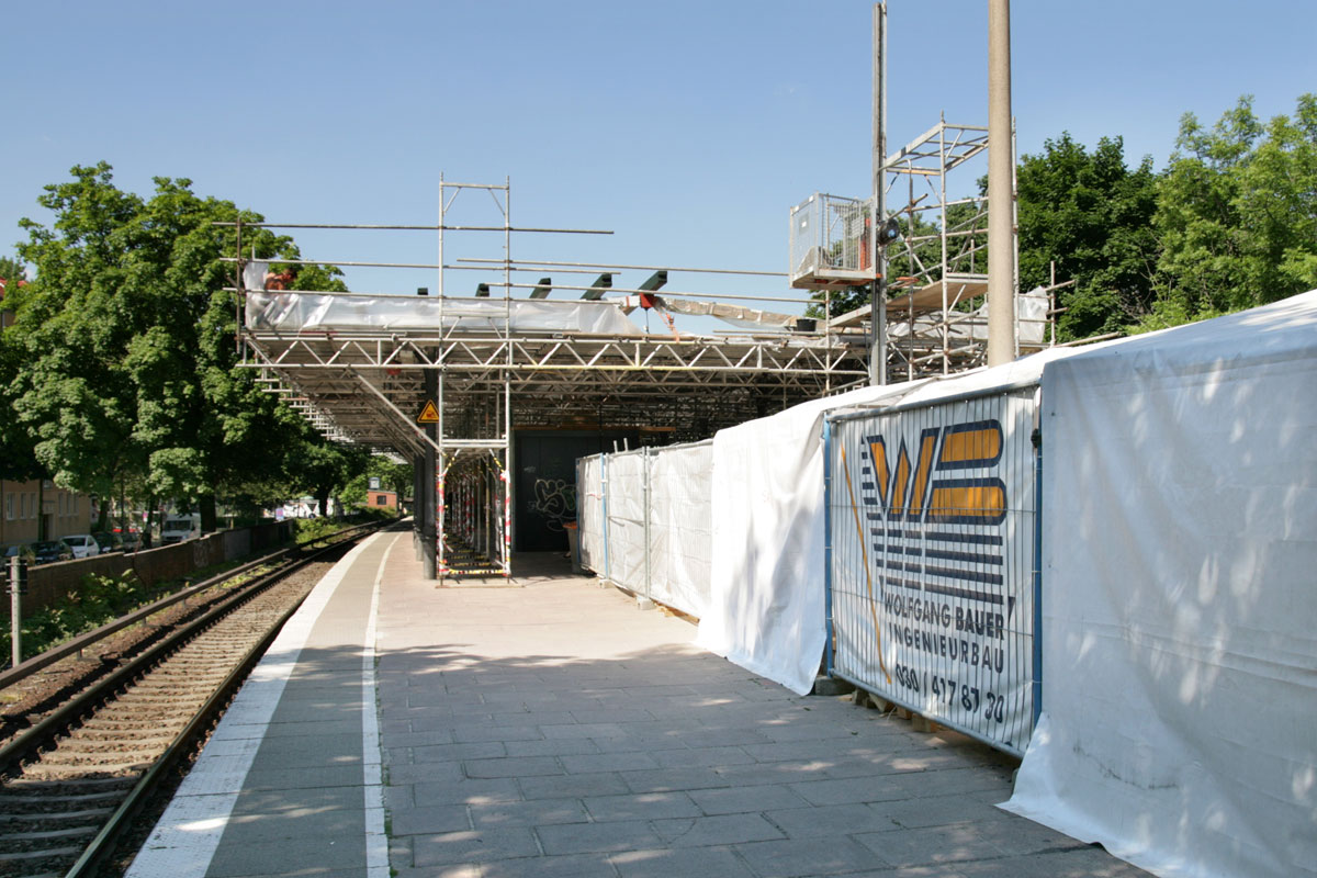 S-Bahnhof Nöldnerplatz