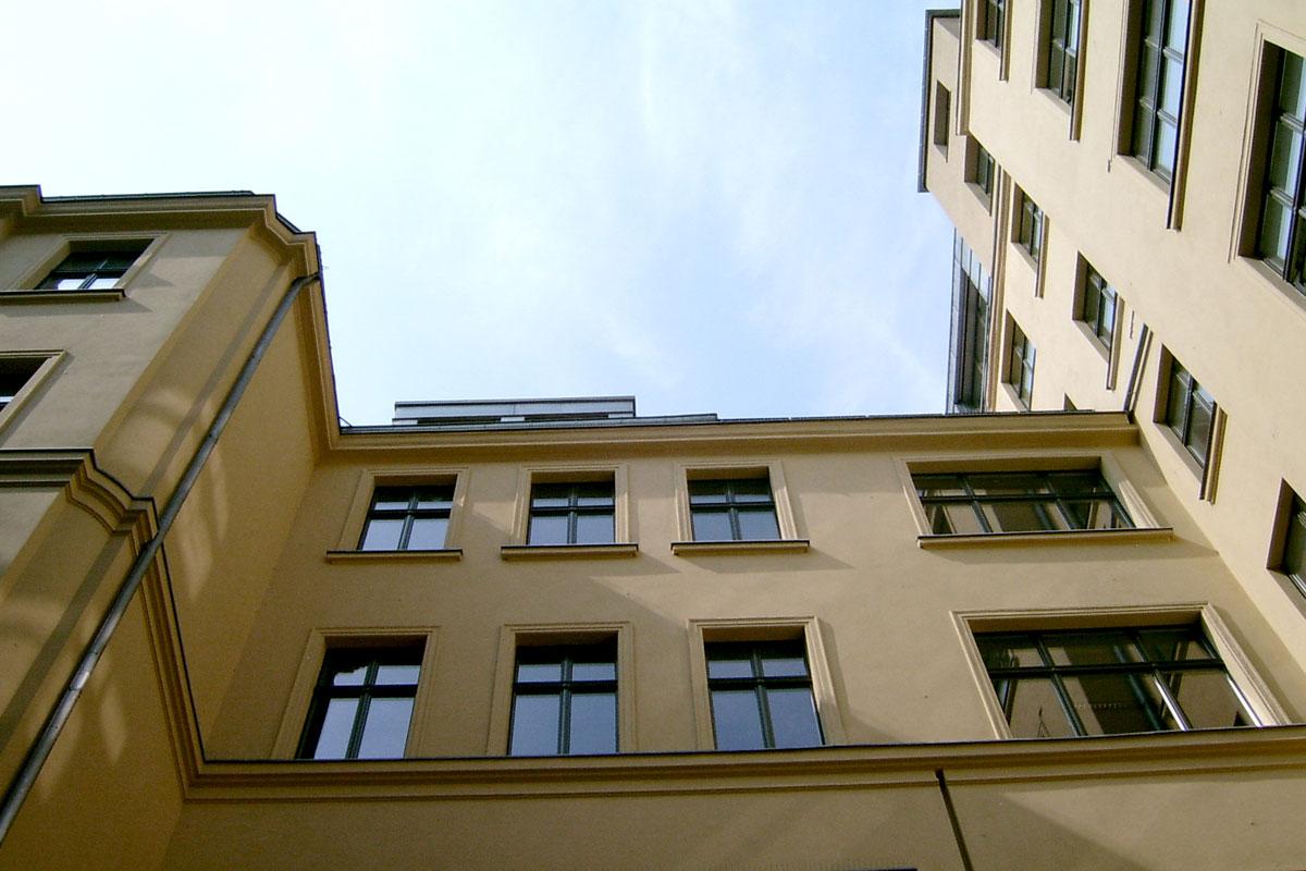 Bürohaus Tempelhofer Ufer 11