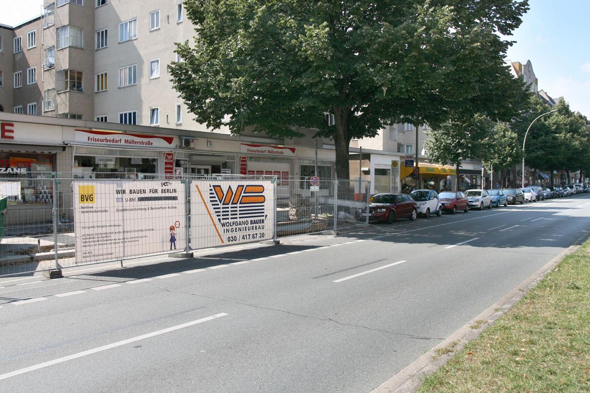 U-Bahnhof Afrikanische Straße