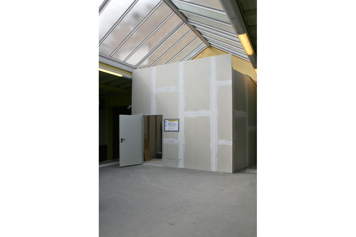 U-Bahnhof Onkel-Toms-Hütte