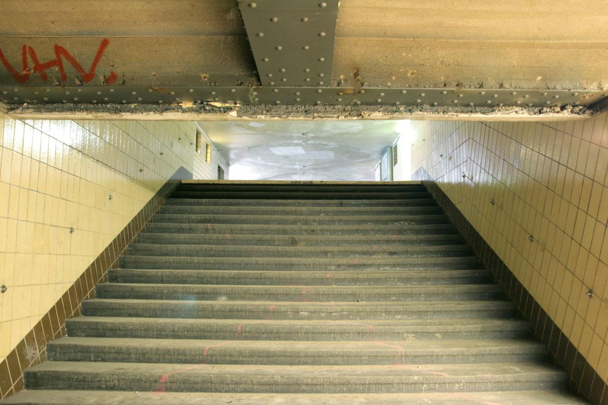 U-Bahnhof Vinetastraße