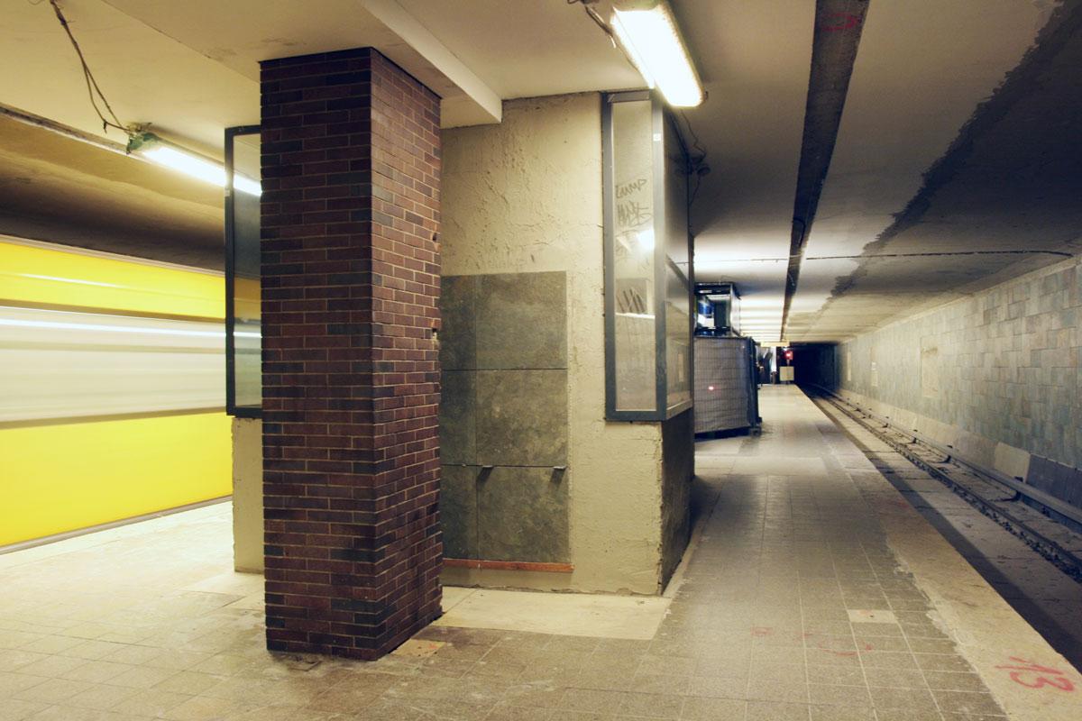 U-Bahnhof Blaschkoallee