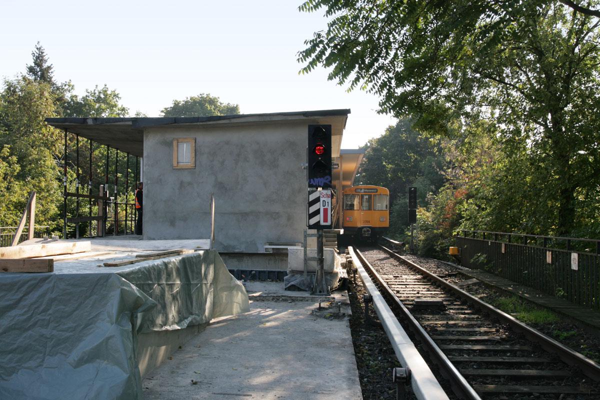 U-Bahnhof Scharnweberstraße