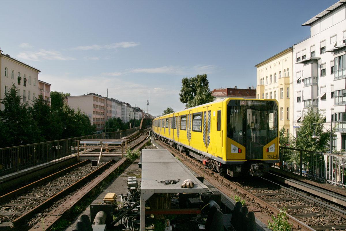U-Bahnhof Schönhauser Allee