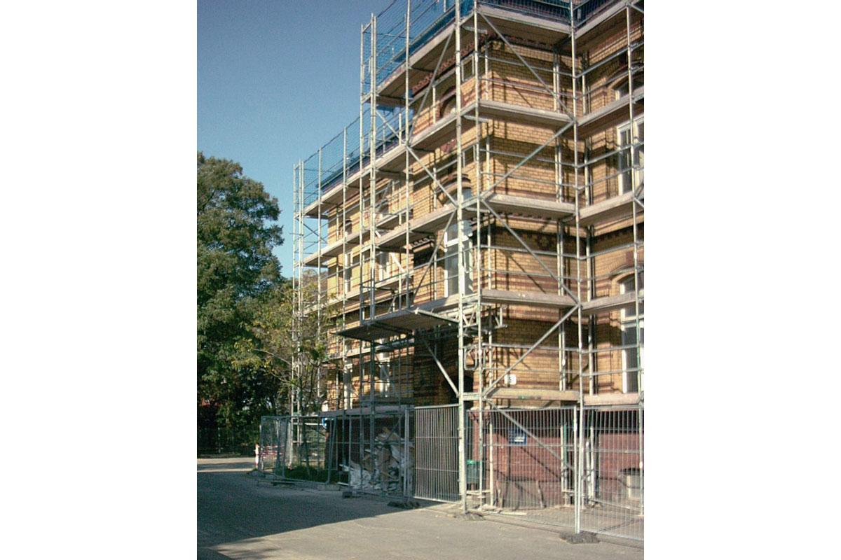 Unfallkrankenhaus Berlin – Haus 4