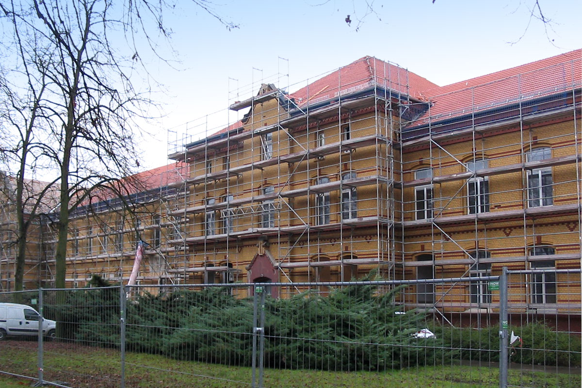 Unfallkrankenhaus Berlin – Haus 5