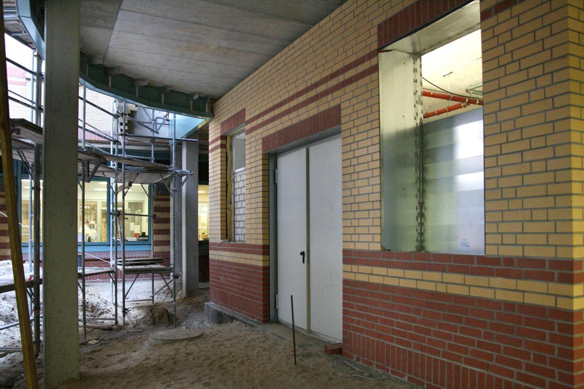 Unfallkrankenhaus – Rettungsstelle