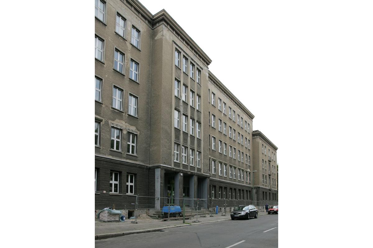 Dienstgebäude Wedekindstraße